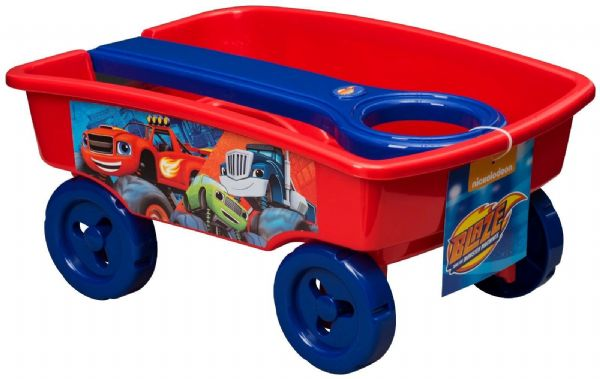 Blaze and the Monster Machines Pull Along Craft Caddy 2+ Years